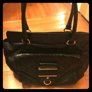 Leather black Rebecca Minkoff purse